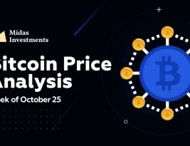 Bitcoin Price Analysis – Week of October 25