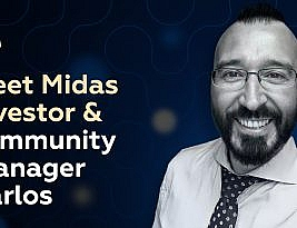 Midas investor & community manager Carlos: 'Even if I had 5 BTC on Midas, I'd still feel comfortable'