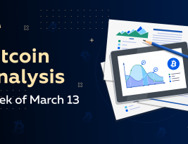 Bitcoin Analysis – Week of March 13